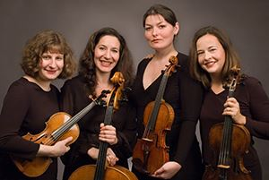 Image of Athena String Quartet