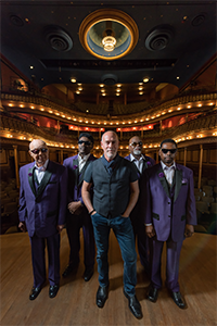 Image of Marc Cohn and Blind Boys of Alabama
