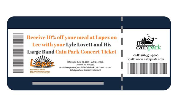 Image of Lopez coupon
